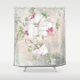 Ella Rose Shower Curtain