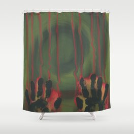 My Hands Shower Curtain