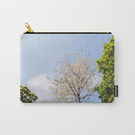 The Trees Up Above Carry-All Pouch