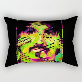 brett66 Self Portrait  Rectangular Pillow