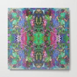 Mandala Kaleidoscope 546 Metal Print