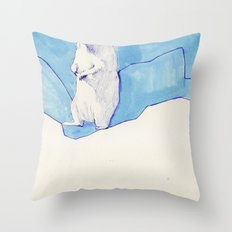 Untitled 02 Throw Pillow
