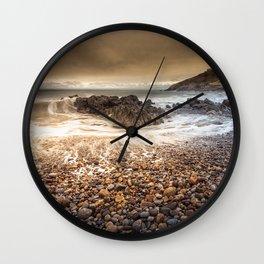 Bracelet Bay Storm cloud Wall Clock