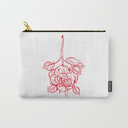 Love Hurts Carry-All Pouch