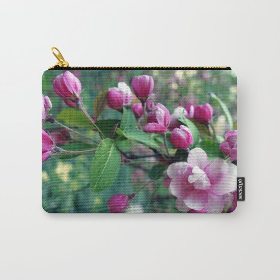 Blossom #1 Carry-All Pouch