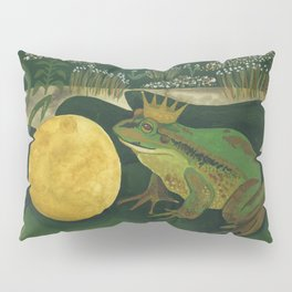The Frog Prince Pillow Sham