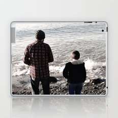Skipping Rocks Laptop & iPad Skin