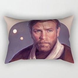 exile. Rectangular Pillow