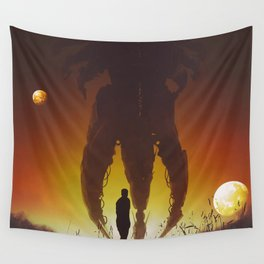 Mass Effect Sovereign Wall Tapestry