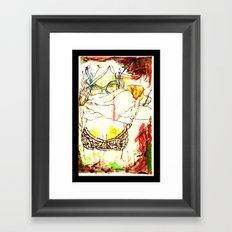 Tease. . . Framed Art Print