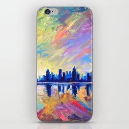 Brilliant Dawn iPhone Skin