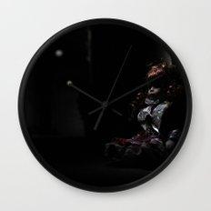 Little doll 3 Wall Clock