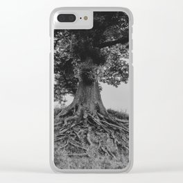 The Tree of Pies Clear iPhone Case
