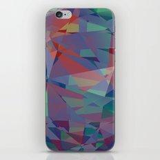 color crystal I iPhone & iPod Skin