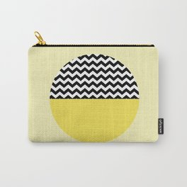Moiety Yellow Carry-All Pouch