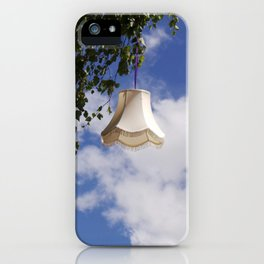 Extra Shade iPhone Case
