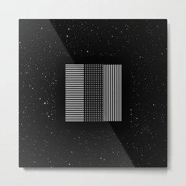 MOODULAB 003: tres Metal Print