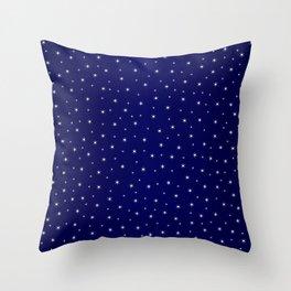 Stary Stary Night Throw Pillow