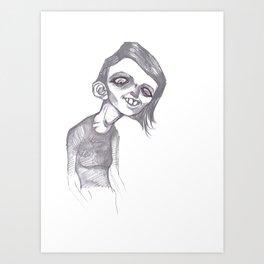 """Nura"" Art Print"