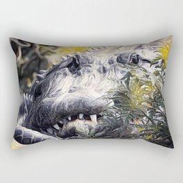 Bigly Big Rectangular Pillow