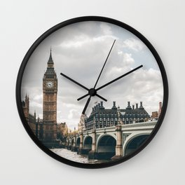 LONDON CITY BIG BEN XXII Wall Clock