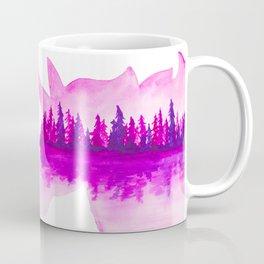 Unicorn Reflection Coffee Mug