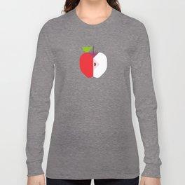 Fruit: Apple Long Sleeve T-shirt