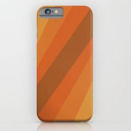 Retro Sunlight iPhone Case