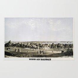 Boston 1854 Rug