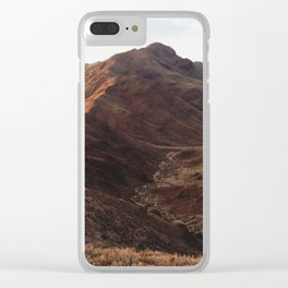 El Paso Clear iPhone Case