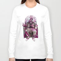 notorious big Long Sleeve T-shirts featuring Notorious Big *King* by Gold Blood