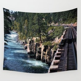 The Crossing Wall Tapestry