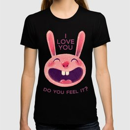 Bunny with love T-shirt