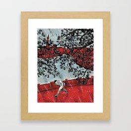 White Nights #4 Framed Art Print