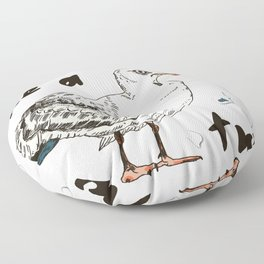 Dont Be A T Floor Pillow