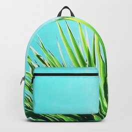 Solar Yucca Palm Backpack