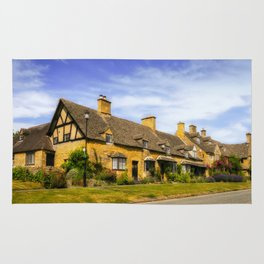 Alluring Cotswolds. Rug