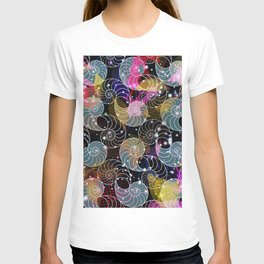 C13D Seashell Sparkle T-shirt