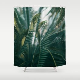 The Light Side Shower Curtain