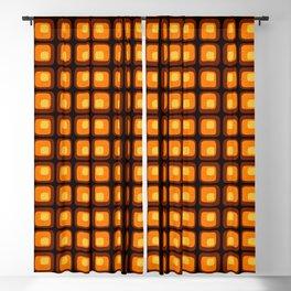60s Retro Mod Blackout Curtain