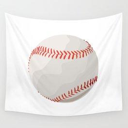 Baseball ball Wall Tapestry