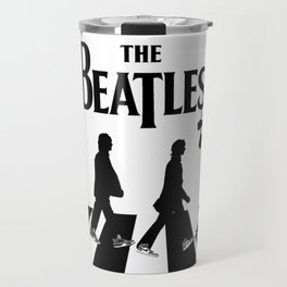 Abbey Road Retro Travel Mug