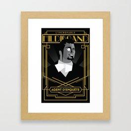 Hildibrand   FFXIV Framed Art Print