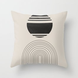 Balance IV, ARCH Throw Pillow