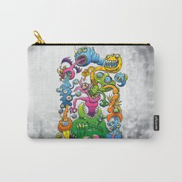 Monstrously Messy Carry-All Pouch