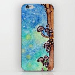 A Magical Night iPhone Skin