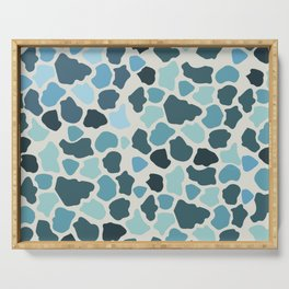 Abstract pattern 15 Serving Tray