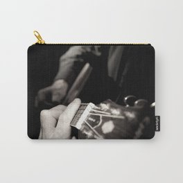 Playing the guitar Carry-All Pouch