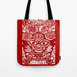 Chinese style Tote Bag