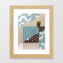 Marmalade Marbles I Framed Art Print
